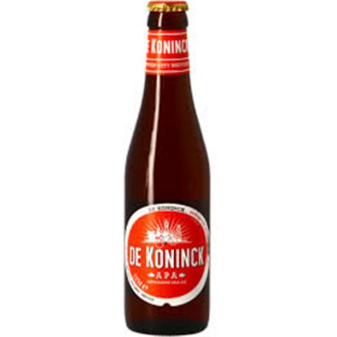 Bouteille de bière DE KONINCK APA 5.2° VC33CL