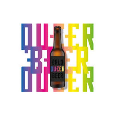 Bouteille de bière BRLO QUEER 5° VP33CL