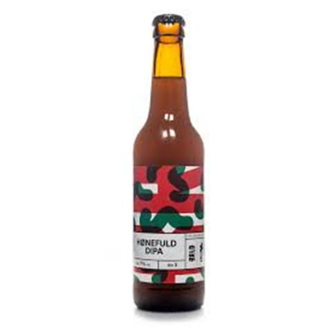 Bouteille de bière BRLO / TOOL HONEFULD DIPA 7° VP33CL