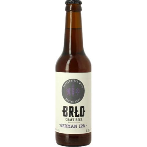Bouteille de bière BRLO GERMAN IPA 7° VP33CL