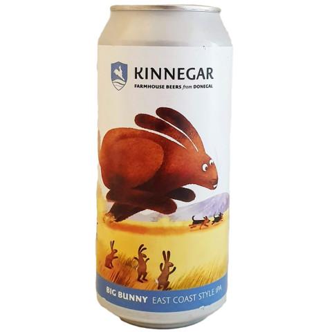 Bouteille de bière KINNEGAR BIG BUNNY 6° BOITE 24X44CL