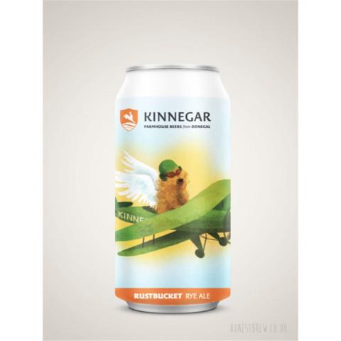 Bouteille de bière KINNEGAR RUSTBUCKET 5.1° BOITE 24X44CL