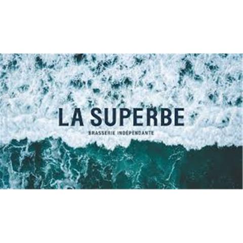 Bouteille de bière LA SUPERBE ARRANO DDH IPA 6.9° BOITE 24X44CL