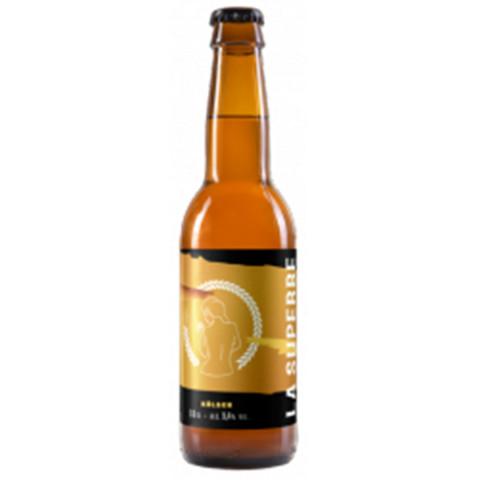 Bouteille de bière LA SUPERBE KOLSCH 5.4° 24X33CL VP