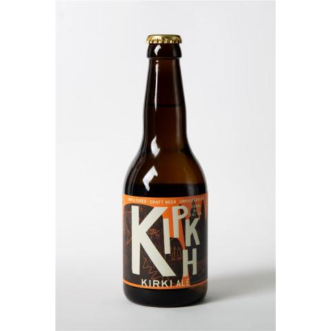 Bouteille de bière KIRKI PALE ALE 5.5° VP33CL