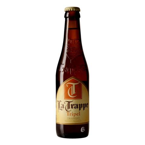 Bière Trappiste La Trappe Triple 33cl - 8% (Bière)