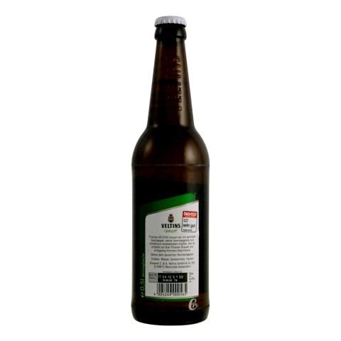 Bouteille de bière Veltins