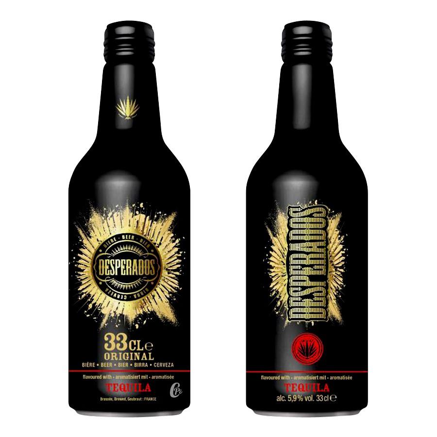 Biere Desperados Aluminium 5 9 33cl Bieres Du Monde