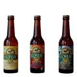 Bouteille de bière Coreff BIO Blonde 5°