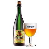 Bouteille de bière Moinette bio 75cl 7,5°