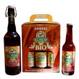 Bière Coreff Bio Ambrée (5° - 33cl)