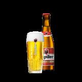 Bouteille de bière Jupiler