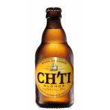 Bouteille de bière CH TI BLONDE 6,4°