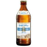 Bouteille de bière BAYREUTHER HELL 4.9°