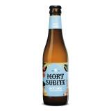 Bouteille de bière MORT SUBITE WITTE 5.5° VP33CL