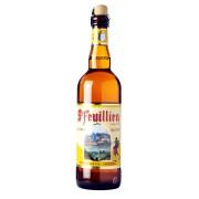 Bouteille de bière Saint Feuillien blonde 75cl