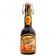 Bouteille de bière Bonsecours Brune 8°