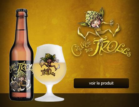 biere cuvee des trolls