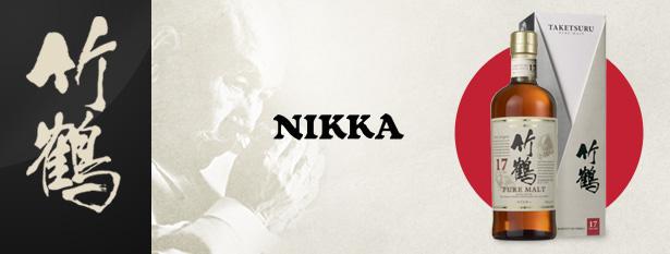 Whisky Japonais Nikka