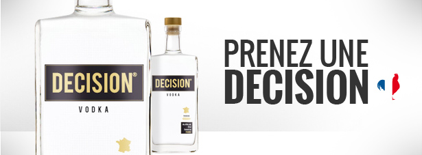 vodka decision