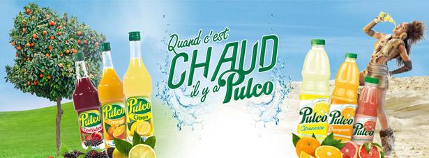 Quand il fait chaud, il y a Pulco!